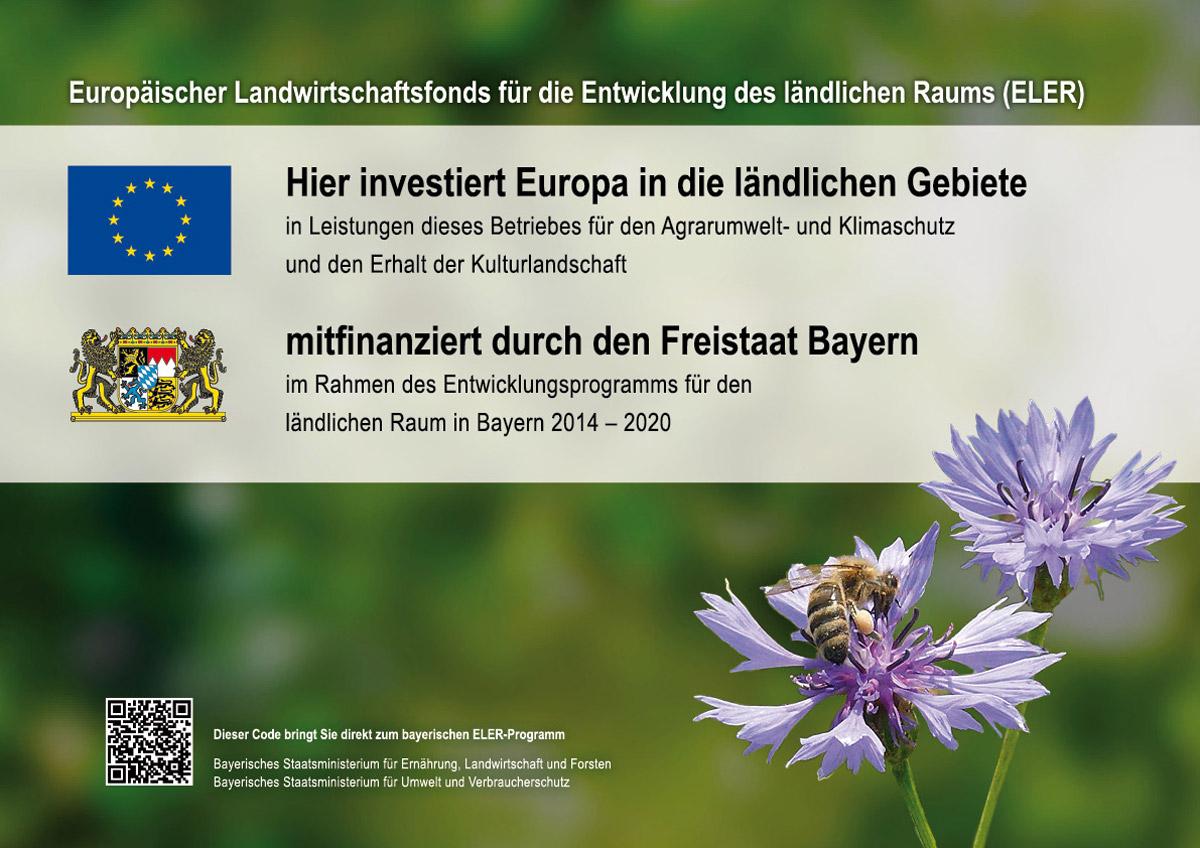 Bild EU-Förderprogramm ELER